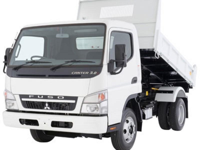 Light Tipper Truck