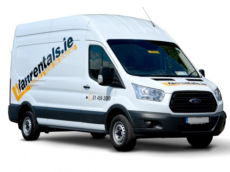 a46788af38 Large Rental Van. Apartments and Small Houses