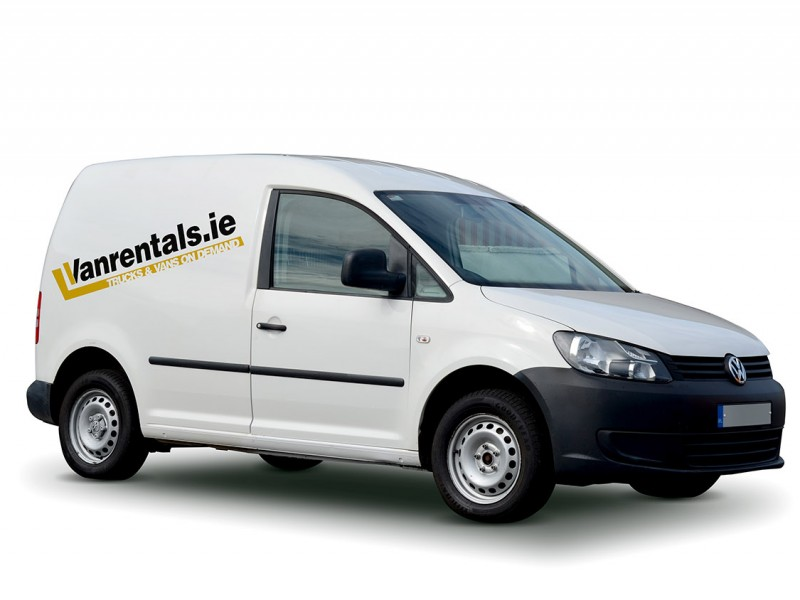 Small Hire Van