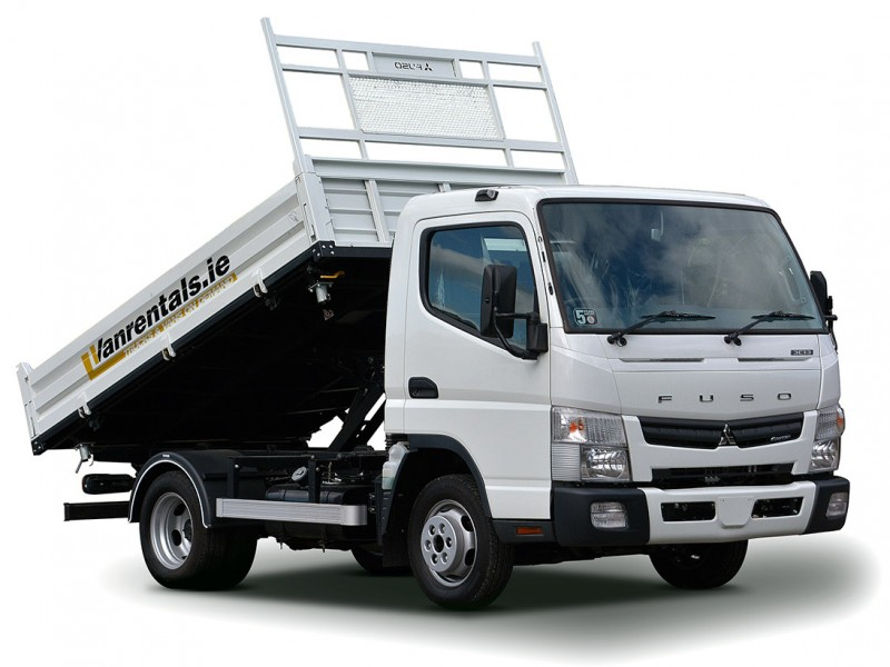 Light Tipper Hire Truck
