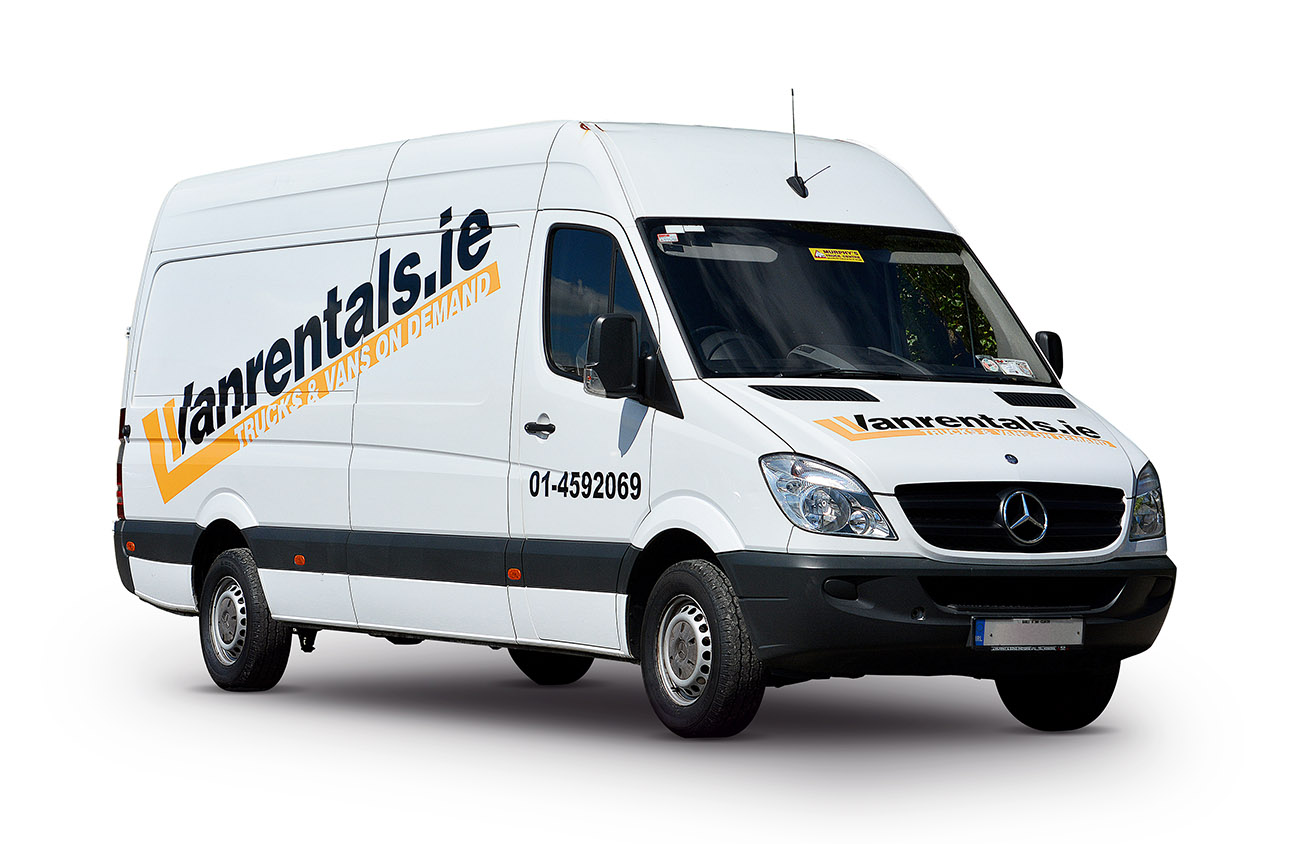 Weekend Mercedes Sprinter Hire